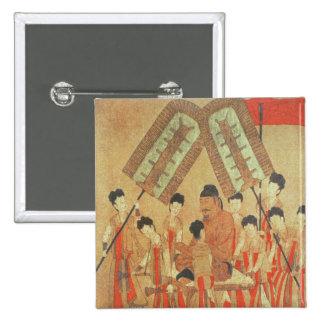 Yongle Emperor Pinback Button