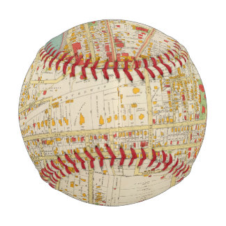 Yonkers Atlas Baseballs