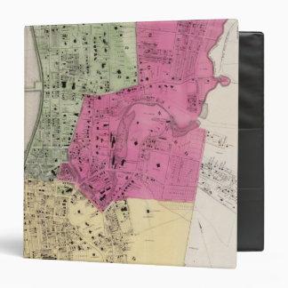 Yonkers, atlas de NY