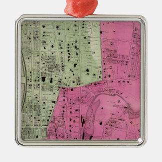 Yonkers, atlas de NY Adornos