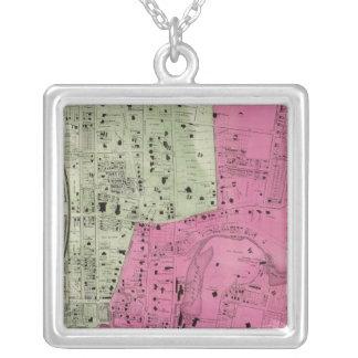 Yonkers, atlas de NY Collar Personalizado