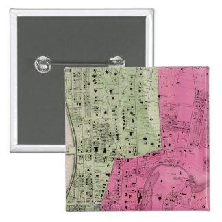 Yonkers, atlas de NY Pins