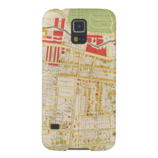 Yonkers Atlas Map 2 Galaxy S5 Case