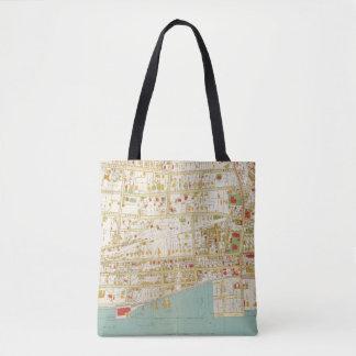 Yonkers Atlas Tote Bag