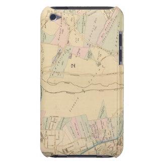 Yonkers guarda 1-4, Nueva York iPod Touch Case-Mate Coberturas