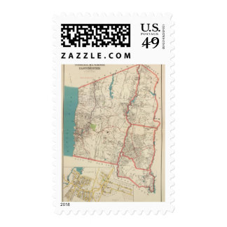 Yonkers, Mt Vernon, Eastchester towns Postage