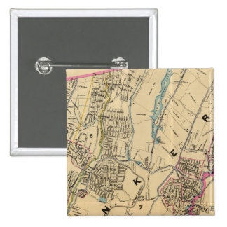 Yonkers, New York 11 Pinback Button
