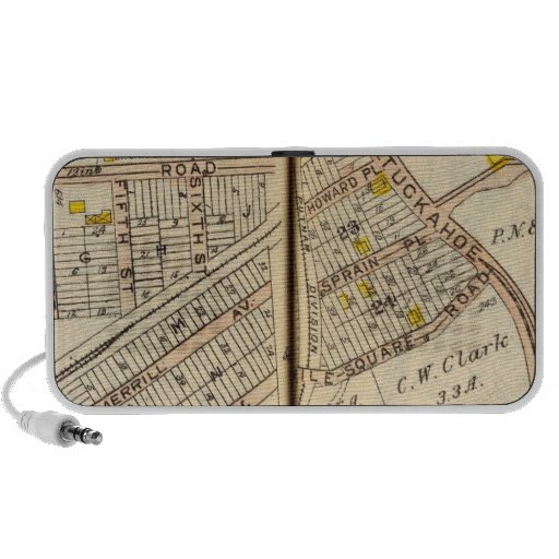 Yonkers, New York 2 iPod Speakers