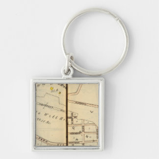 Yonkers, New York 6 Keychain
