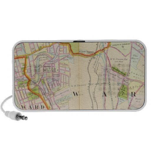 Yonkers, New York 6 Notebook Speaker