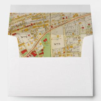 Yonkers New York Envelope