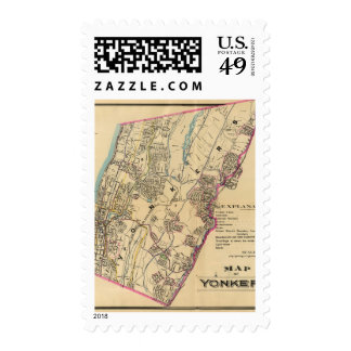 Yonkers, Nueva York 11 Sellos