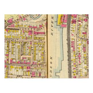 Yonkers, Nueva York 14 Postal