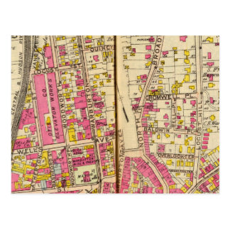 Yonkers, Nueva York 4 Postal