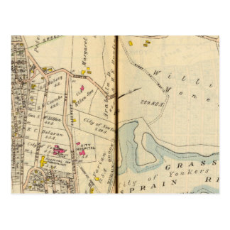 Yonkers, Nueva York 9 Tarjeta Postal