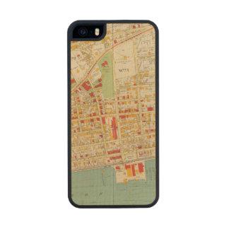 Yonkers Nueva York Funda De Madera Para iPhone 5