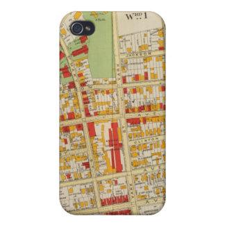 Yonkers Nueva York iPhone 4 Carcasa