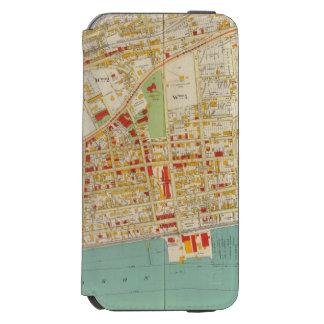 Yonkers Nueva York Funda Cartera Para iPhone 6 Watson