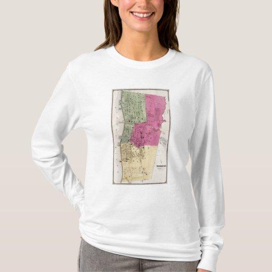 Yonkers, NY Atlas T-Shirt