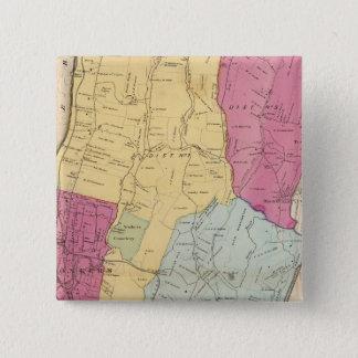 Yonkers, Town Pinback Button