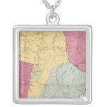 Yonkers, Town Square Pendant Necklace