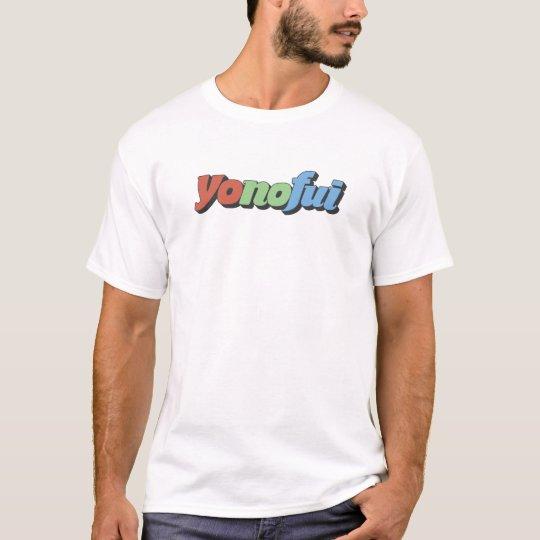 YonoFui RGB T-Shirt