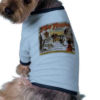 Yonson Yon, 'caída de Taake del talud de Yo a Your Camisetas Mascota