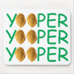Yooper el | Mousepad pastoso Alfombrilla De Ratones