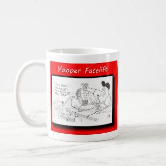 Yooper Facelift Mug