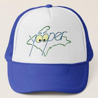 YOOPER HAT DARK BLUE YOOP