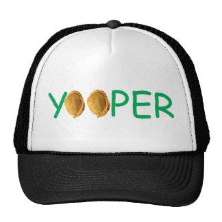 YOOPER-PASTIES CAP TRUCKER HAT