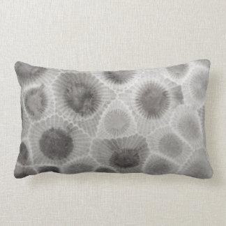 Yooper Petoskey Stone Lumbar Pillow