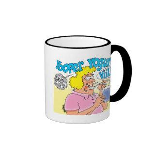 YOOPER YOGURT Coffee Mug
