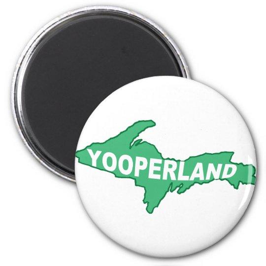 Yooperland Magnet