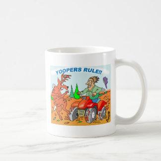 Yoopers Rule Coffee Mug