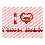 Yorba Linda, CA Postcard