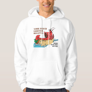 York Beach Lobster Regatta Hooded Pullovers