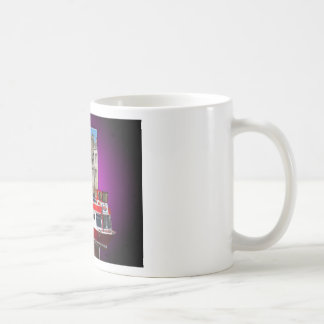 York Boat out of Bounds Coffee Mug