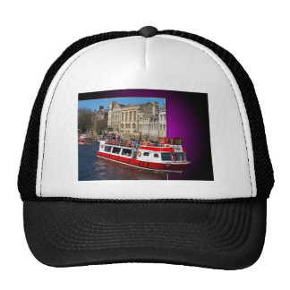 York Boat out of Bounds Mesh Hat