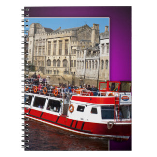 York Boat out of Bounds Note Books