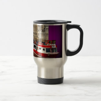 York Boat out of Bounds Travel Mug
