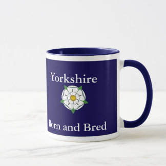 York Born & Bred Mug