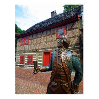 York céntrica histórica Pennsylvania Postales