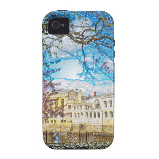 York City Guildhall river Ouse Case-Mate iPhone 4 Cases