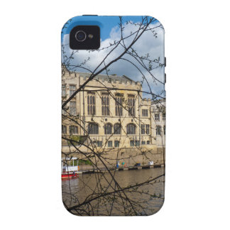 York City Guildhall river Ouse iPhone 4/4S Covers