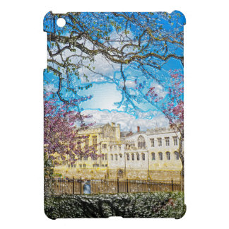 York City Guildhall river Ouse Cover For The iPad Mini