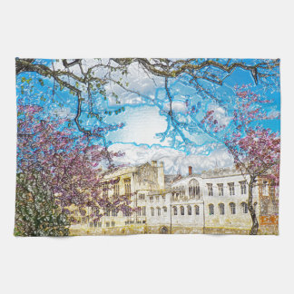 York City Guildhall river Ouse Towel