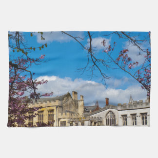 York City Guildhall river Ouse Hand Towel