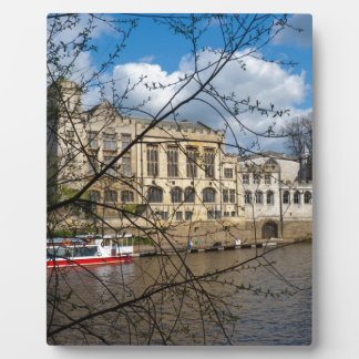 York City Guildhall river Ouse Photo Plaques