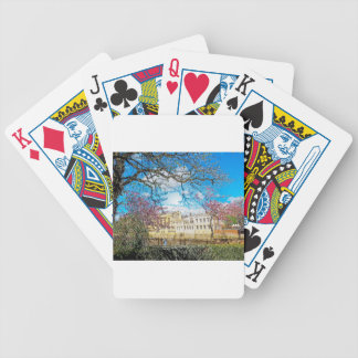 York City Guildhall river Ouse Bicycle Playing Cards
